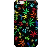 Juicy Marijuana Leaves iPhone Case/Skin