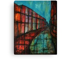 The Passage Canvas Print