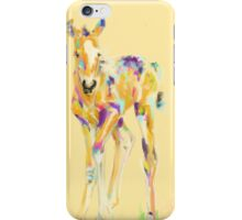 Foal Jip iPhone Case/Skin