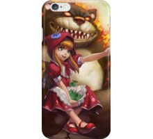 League of Legends Annie & Tibbers iPhone Case/Skin