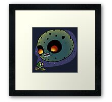 72 hours remain... Framed Print