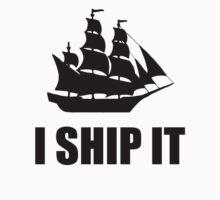 I Ship It by Jayne Plant
