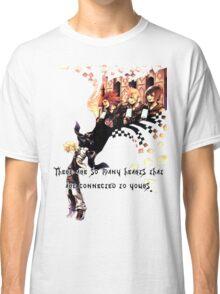 Kingdom Hearts Roxas memory Classic T-Shirt