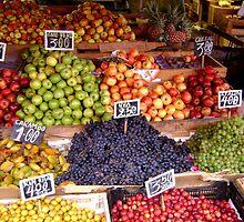 Fruit from Peru by Kdeeg