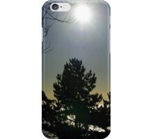 Sihouette iPhone Case/Skin