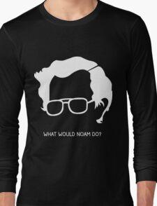Noam Chomsky Long Sleeve T-Shirt