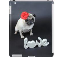 L O V E iPad Case/Skin