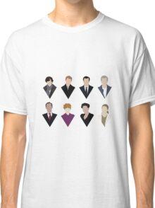 Sherlock and 'Friends' Classic T-Shirt