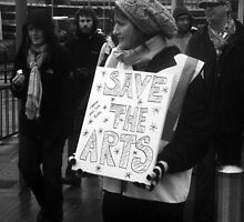 Save the Arts by Scott Irvine