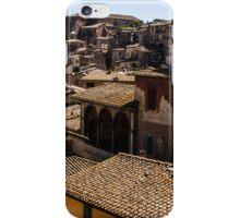 Sienese Rooftops iPhone Case/Skin