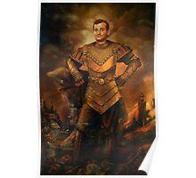 Murray the Carpathian Poster