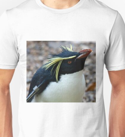 Rock Hopper Penguin Unisex T-Shirt