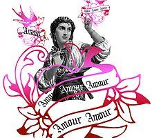Amour Valentine by Zehda