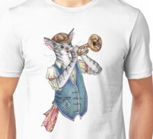 When Playing Jazz Unisex T-Shirt