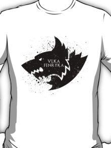 Fenris Remembers (Vlka Fenryka) T-Shirt