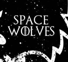 Fenris Remembers (Space Wolves) Sticker