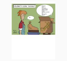 CELEBRITY Clerk: Google by Mike Spicer