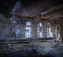 Not so Grand Ballroom #2 by MClementReilly