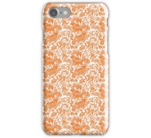 For Life (Orange) iPhone Case/Skin