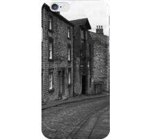 Street Scene, Lancaster, England iPhone Case/Skin