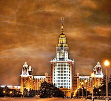 University by Gouzelka