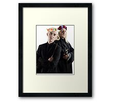 malfoys Framed Print