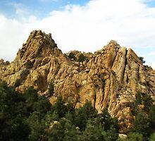 Rocks paradise by FrencyParadise
