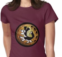 Good Doggie Womens Fitted T-Shirt