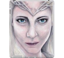 Lady of Light iPad Case/Skin