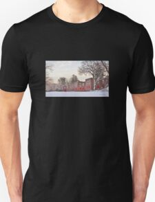 The Red Windows  Unisex T-Shirt