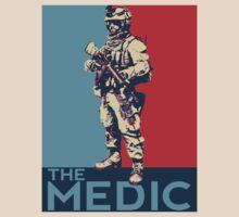 Battlefield 3 Medic  by The5thHorseman