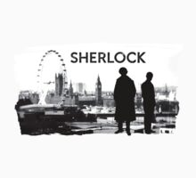 Sherlock One Piece - Long Sleeve