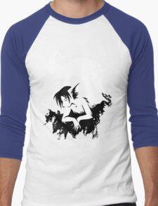 Urban Furry Men's Baseball ¾ T-Shirt