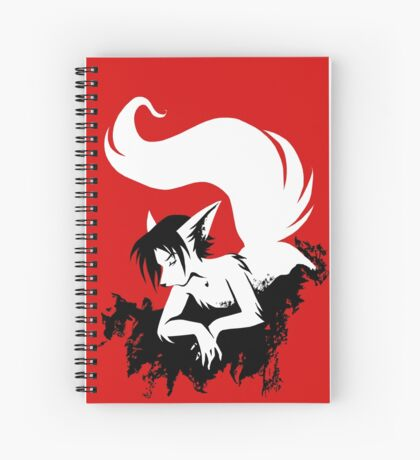 Urban Furry Spiral Notebook