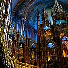 L&#x27;Eglise Notre Dame (Montreal) by Valerie Rosen