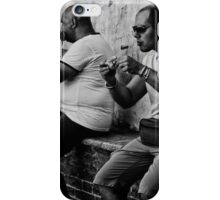 Lunch - Sienese style iPhone Case/Skin