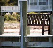 Dockside Bench by phil decocco