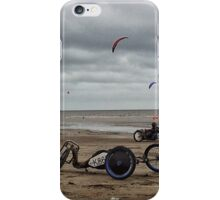 Kite Surfers iPhone Case/Skin