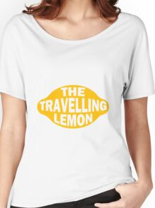 The Travelling Lemon Women's Relaxed Fit T-Shirt
