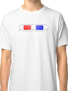 3D for Doctor Classic T-Shirt