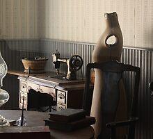 When the Machine Stopped Stitching by Rachel Sonnenschein
