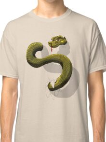 Snake-o-Rooter! Classic T-Shirt