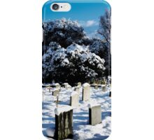 Hethersett Church in Winter iPhone Case/Skin
