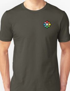 Rainbow Badge T-Shirt