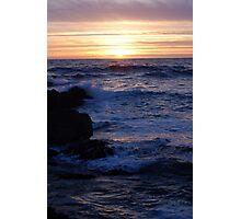 Monterey Sunset Photographic Print