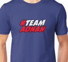 # Team Adnan Unisex T-Shirt