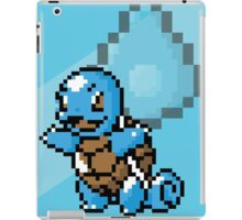 Pocket Pixel Blue Pixel Art iPad Case/Skin