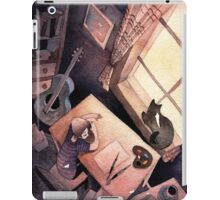 Time to Wake Up iPad Case/Skin