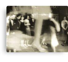 dance hall Canvas Print