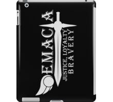 Choose your side - Demacia [White V.] iPad Case/Skin